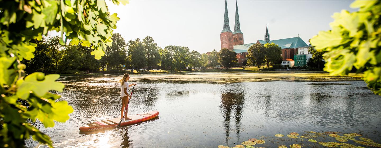 Lübeck Hamburg Entfernung